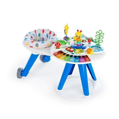 Baby Einstein - Table activite/Trotteur - Around We Go