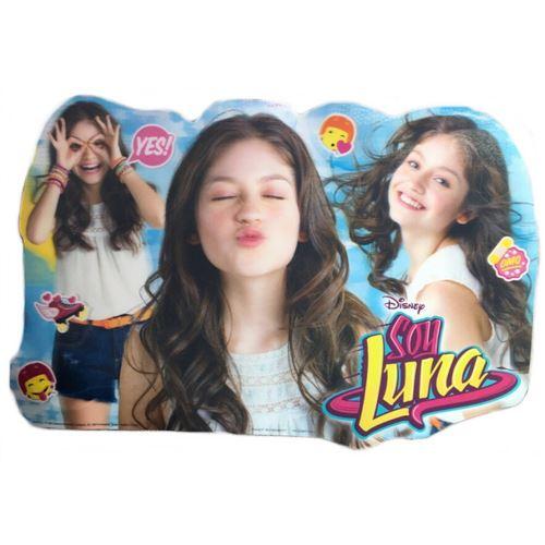 Set de table Soy Luna Disney repas enfant, sous main