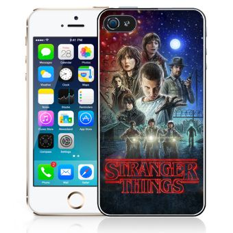Coque pour iPhone 5/5S stranger things poster