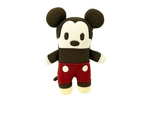 Disney Mickey Mouse 12 Pook a Looz Plush Doll