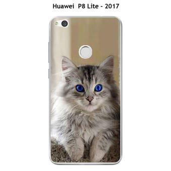 coque huawei p8 lite chaton
