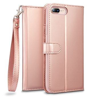 coque iphone 8 plus cuir beige