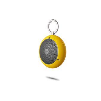 Edifier MP100 Mini Haut-Parleur Portable 4,5 W 160 - 14000 Hz 80 DB 600 mV  sans Fil et Filaire Couleur Jaune