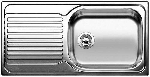 Blanco - 511908 - Évier - Blancotipo Xl 6 S - Encastrable - 60 Cm - Acier Inoxyddable Brossé