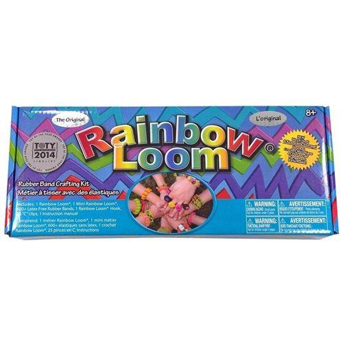 Rainbow Loom Official 2.0 Kit avec outil à crochet métallique