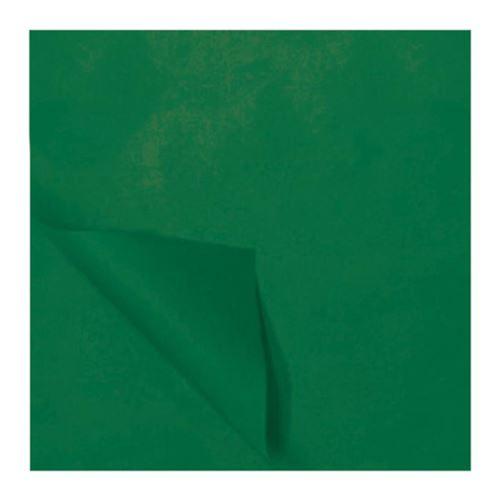 Haza Original papier de soie 5 morceaux 50 x 70 cm vert foncé