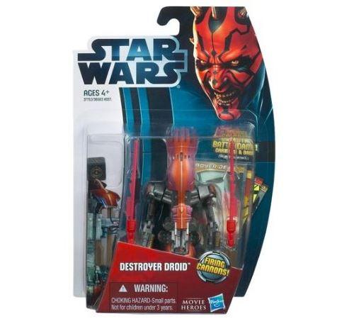Hasbro - 37753 - figurine - star wars - destroyer droid