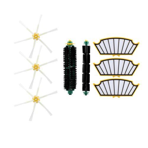 Balayer Accessoires HEPA Filters pour aspirateur Roomba iRobot série 500