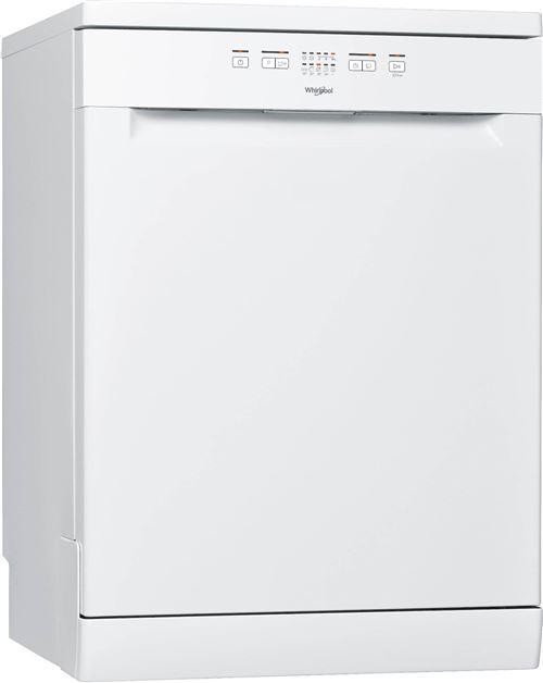 Whirlpool Supreme Clean WRFE2B16 - Lave-vaisselle - pose libre - largeur : 60 cm - profondeur : 60 cm - hauteur : 85 cm