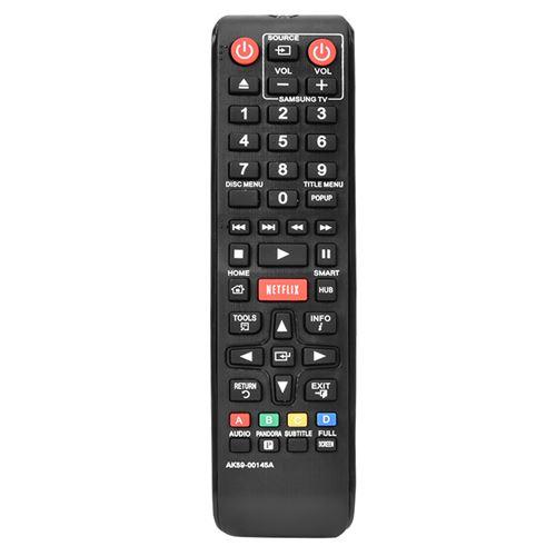 Télécommande Universelle pour Lecteur DVD Blu-Ray Samsung