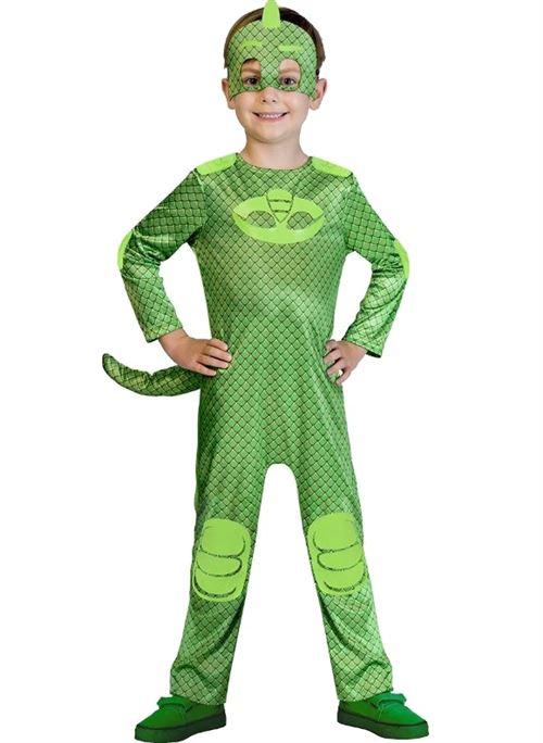 Amscan déguisement costume PJ Masques Gekko 2-3 ans