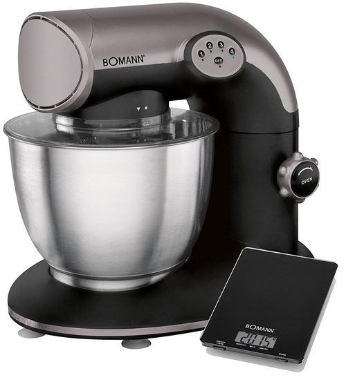 Bomann Mixer Kettle KM 315 + Balance de cuisine