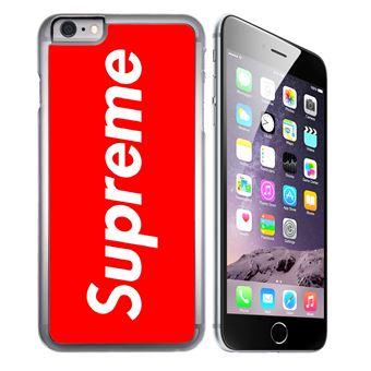 Coque pour iPhone 6 et iPhone 6S supreme