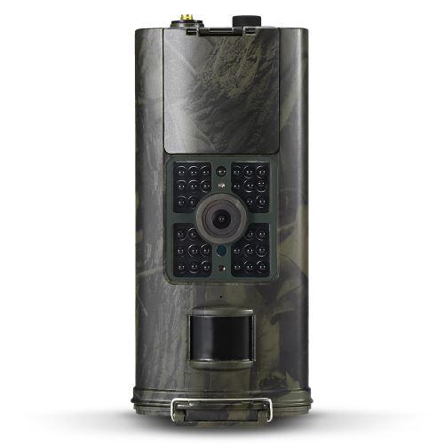 Lixada Cam/éra Chasse 16MP 1080P 3G//2G SMS GSM Trail Cam/éra de Jeu en Plein Air Faune Scoutisme Cam/éra PIR Capteur Infrarouge Vision Nocturne IP54 /Étanche