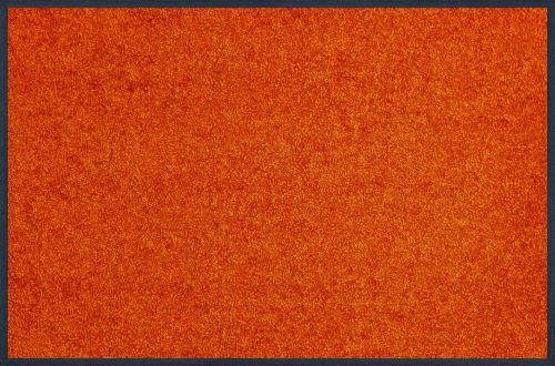 Wash + dry - Tapis Burnt Orange 50x75, Orange