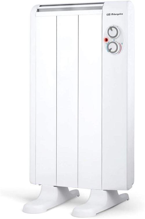 Orbegozo – Émetteur Thermique Sans Huile 3 Éléments couleur blanche