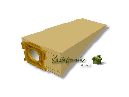 Kallefornia k319 10 sacs pour aspirateur Sebo 370 electronic / 470 el elektronik