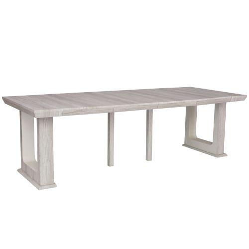 Extensible Houston Blanchi Table Chêne Console 250cm EWDHI29