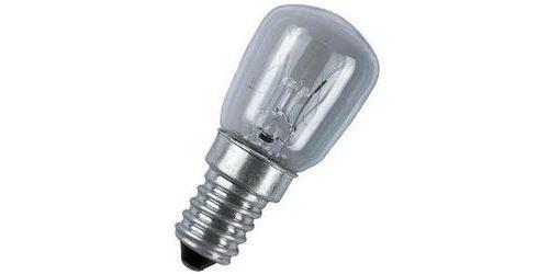 Ampoule veilleuse E14-25W Osram