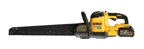 Scie alligator DEWALT - FLEXVOLT - 450 mm - 54 V XR - 2 Batteries, chargeur, sac de transport - DCS398T2