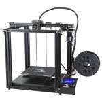 Creality 3D Ender - 5 Imprimante Bureau 3D Junior Industriel Impression de Reprise de Bricolage 220 X 220 X 300MM Noir