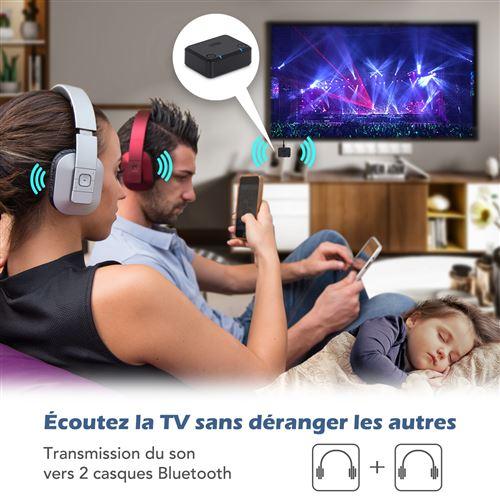 2 casque bluetooth pour tv