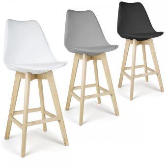 Chaises Scandinaves Chaise, tabouret et banc | fnac
