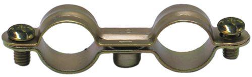 Colliers doubles - Diamètre : 20 - le sachet de 5
