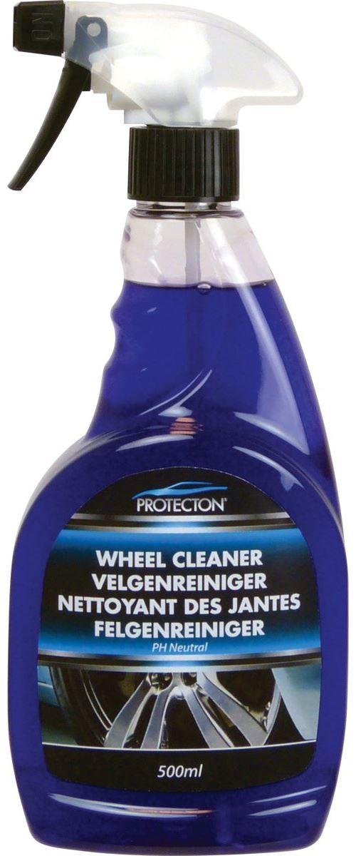 Protecton nettoyant pour jantes violet 500 ml