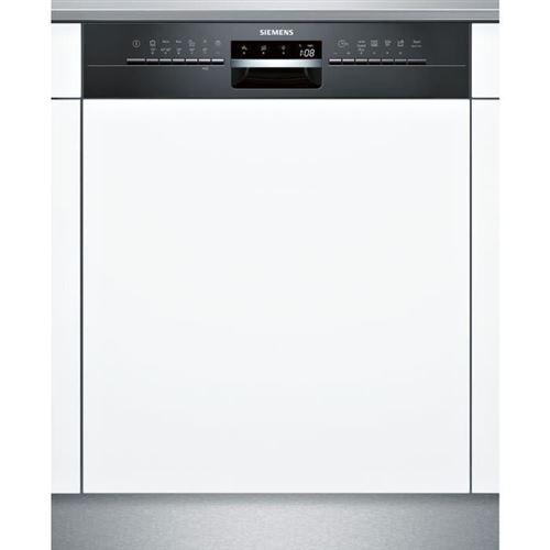 Siemens iQ300 SN536B03NE - Lave-vaisselle - intégrable - Niche - largeur : 60 cm - profondeur : 55 cm - hauteur : 81.5 cm