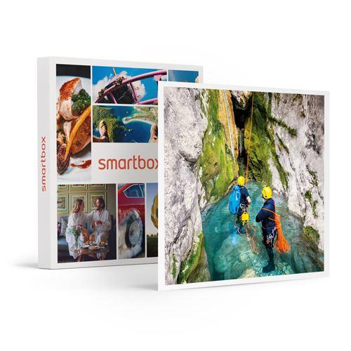 SMARTBOX - Sensations canyoning - Coffret Cadeau