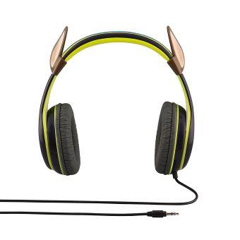 Paw Patrol Casque Audio Pour Enfant Fille Garçon 17x16x22 Cm Bleu