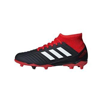 buy popular 7413c 86fd1 Chaussures football lamelles Adidas Predator 18.3 fg jr Noir taille   36  2 3 réf   36196 - Chaussures et chaussons de sport - Achat   prix   fnac