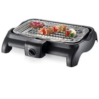 SEVERIN Gril Barbecue, Gril de table, Surface du Gril
