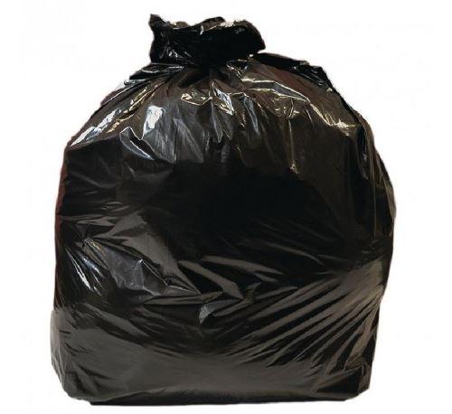 Sacs poubelle noirs utilisation courante jantex 80l