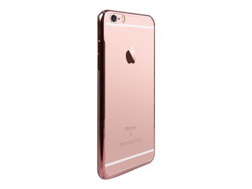 Coque Muvit Vegas pour iPhone 6 et 6s Rose Gold