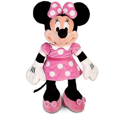 Grande peluche Disney Minnie Mouse - 27 h
