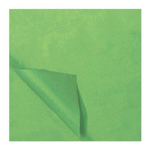 Haza Original papier de soie 50 X 70 cm vert clair 25 pièces