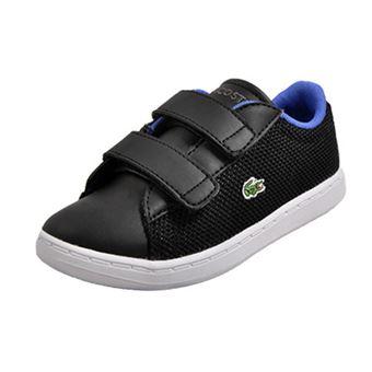 bf73d85d4d Lacoste Carnaby Evo 117 Enfants Baskets - Chaussures et chaussons de sport  - Achat & prix | fnac