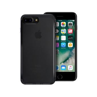 Puro Ultra Slim 0 3 Nude Black Coque ultra fine iPhone 7 Plus iPhone 8 Plus