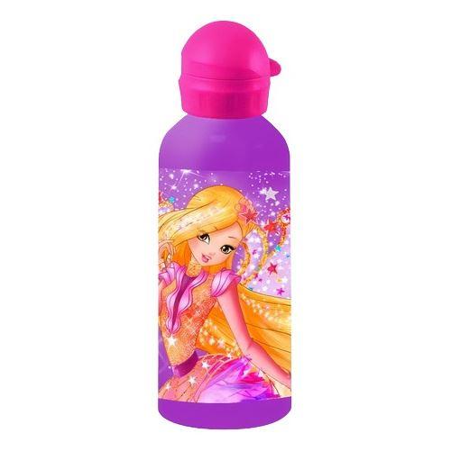 Winx Club tasse à boire Stella girls 500 ml aluminium violet