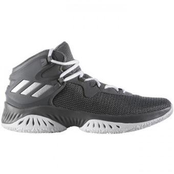 new product 16e32 d53ea -40€01 sur Chaussure de Basketball adidas Crazy Explosive Bounce Gris pour  homme Pointure - 46 - Chaussures et chaussons de sport - Achat  prix  fnac
