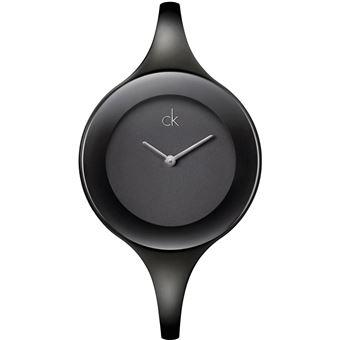 Montre Femme Calvin Klein K2823602 Ck Mirror noir Large - Montre à quartz -  Achat   prix  de8f169d106