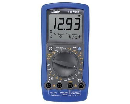Multimètre digital Limit LIMIT500A