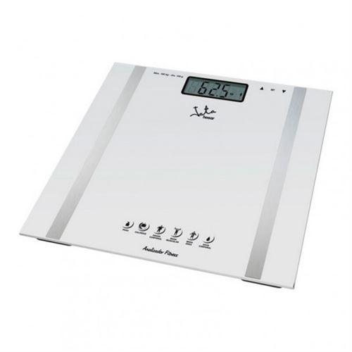 Balance Numérique de Salle de Bain JATA 532 Fitness 180 Kg Blanc