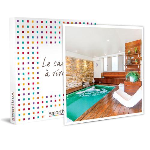 SMARTBOX - 2 jours relaxants en hôtel 4* avec spa en Normandie - Coffret Cadeau