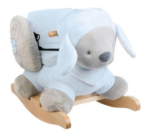 Nattou Cheval à Bascule pour Bébé Garçon - Sam le mouton