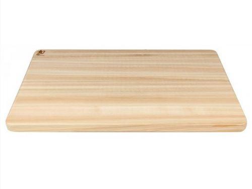 Planche à découper bois d'hinoki 27,5 x 21,5 cm - DM-0814 KAI