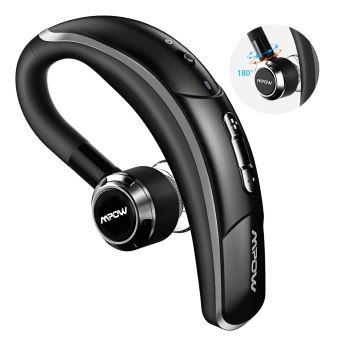28 Sur Mpow Ecouteur Sans Fil Ecouteur Bluetooth 41 Oreillette
