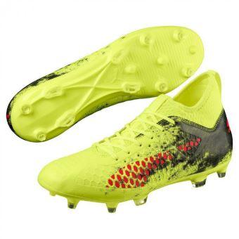 Chaussures Puma Future 18.3 FG Jaune 44,5 - Chaussures et chaussons de sport - Achat & prix